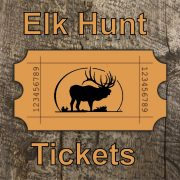 Elk Hunt in New Mexico - 1 Ticket