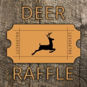 Statewide Deer License Raffle - 1 Ticket