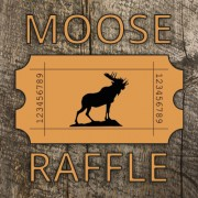 Moose License Raffle Ticket - 5 Tickets